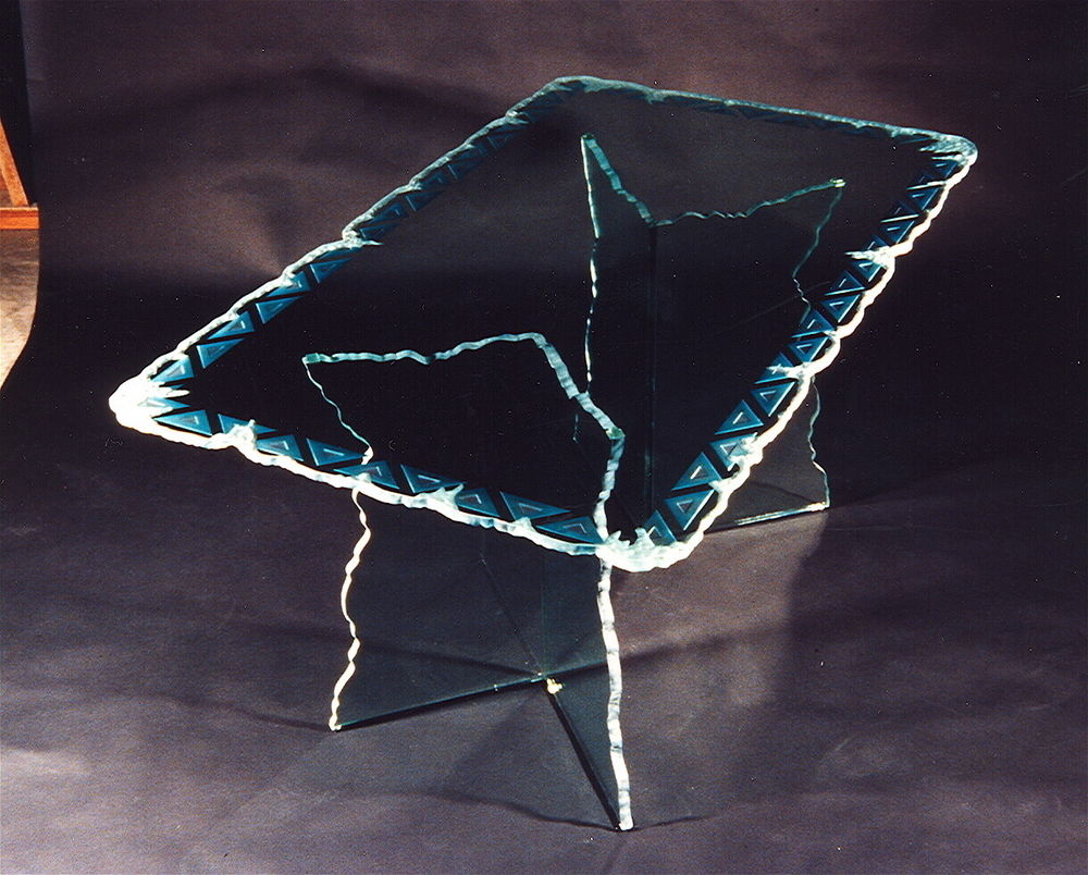 ... Glass Table Tops ...